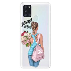 Odolné silikónové puzdro iSaprio - Beautiful Day - Samsung Galaxy A21s