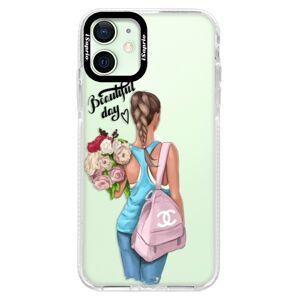 Silikónové puzdro Bumper iSaprio - Beautiful Day - iPhone 12 mini