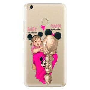 Plastové puzdro iSaprio - Mama Mouse Blond and Girl - Xiaomi Mi Max 2