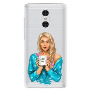 Plastové puzdro iSaprio - Coffe Now - Blond - Xiaomi Redmi Pro