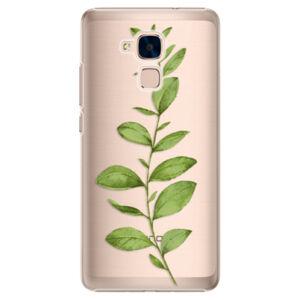 Plastové puzdro iSaprio - Green Plant 01 - Huawei Honor 7 Lite