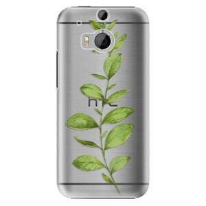 Plastové puzdro iSaprio - Green Plant 01 - HTC One M8