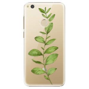 Plastové puzdro iSaprio - Green Plant 01 - Huawei P8 Lite 2017