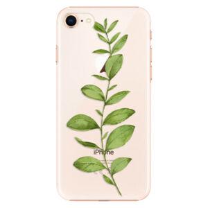 Plastové puzdro iSaprio - Green Plant 01 - iPhone 8