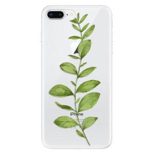 Odolné silikónové puzdro iSaprio - Green Plant 01 - iPhone 8 Plus