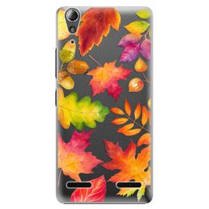 Plastové puzdro iSaprio - Autumn Leaves 01 - Lenovo A6000 / K3