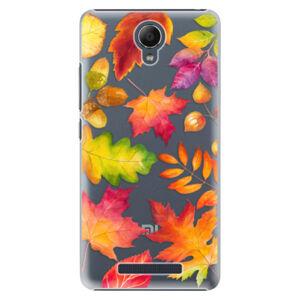 Plastové puzdro iSaprio - Autumn Leaves 01 - Xiaomi Redmi Note 2