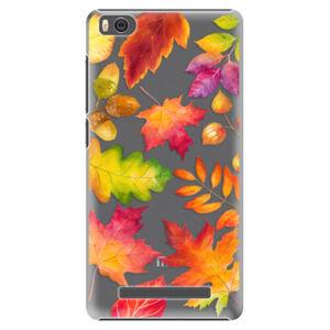 Plastové puzdro iSaprio - Autumn Leaves 01 - Xiaomi Mi4C
