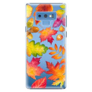 Plastové puzdro iSaprio - Autumn Leaves 01 - Samsung Galaxy Note 9