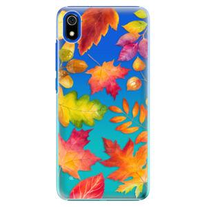 Plastové puzdro iSaprio - Autumn Leaves 01 - Xiaomi Redmi 7A