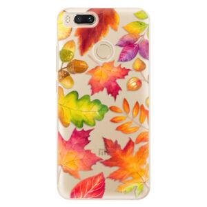 Odolné silikónové puzdro iSaprio - Autumn Leaves 01 - Xiaomi Mi A1