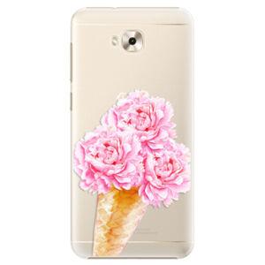 Plastové puzdro iSaprio - Sweets Ice Cream - Asus ZenFone 4 Selfie ZD553KL