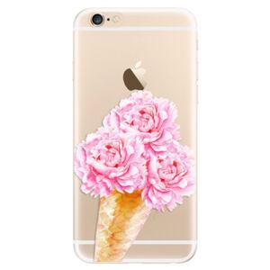 Odolné silikónové puzdro iSaprio - Sweets Ice Cream - iPhone 6/6S