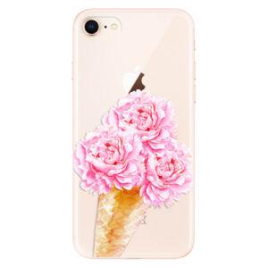 Odolné silikónové puzdro iSaprio - Sweets Ice Cream - iPhone 8