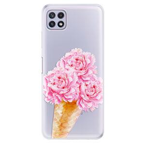 Odolné silikónové puzdro iSaprio - Sweets Ice Cream - Samsung Galaxy A22 5G