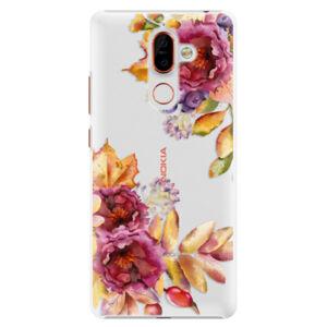Plastové puzdro iSaprio - Fall Flowers - Nokia 7 Plus