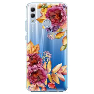 Plastové puzdro iSaprio - Fall Flowers - Huawei Honor 10 Lite