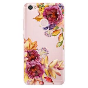 Odolné silikónové puzdro iSaprio - Fall Flowers - Xiaomi Redmi Note 5A / 5A Prime