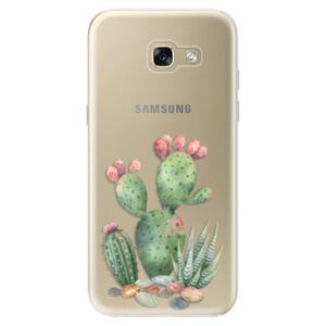Odolné silikónové puzdro iSaprio - Cacti 01 - Samsung Galaxy A5 2017
