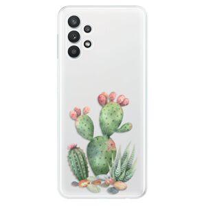 Odolné silikónové puzdro iSaprio - Cacti 01 - Samsung Galaxy A32 5G