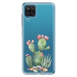 Plastové puzdro iSaprio - Cacti 01 - Samsung Galaxy A12
