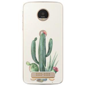 Plastové puzdro iSaprio - Cacti 02 - Lenovo Moto Z Play