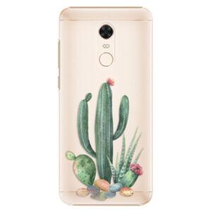 Plastové puzdro iSaprio - Cacti 02 - Xiaomi Redmi 5 Plus
