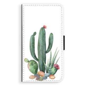 Flipové puzdro iSaprio - Cacti 02 - Huawei P10 Plus