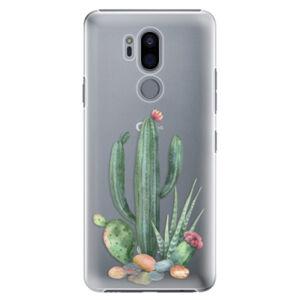 Plastové puzdro iSaprio - Cacti 02 - LG G7