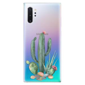 Odolné silikónové puzdro iSaprio - Cacti 02 - Samsung Galaxy Note 10+