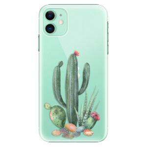 Plastové puzdro iSaprio - Cacti 02 - iPhone 11