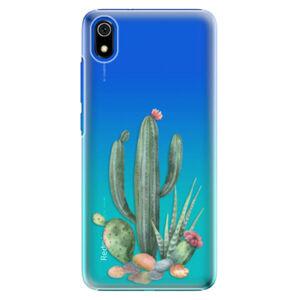 Plastové puzdro iSaprio - Cacti 02 - Xiaomi Redmi 7A
