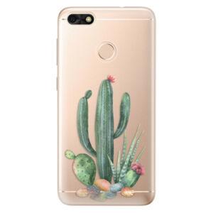 Odolné silikónové puzdro iSaprio - Cacti 02 - Huawei P9 Lite Mini