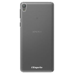 Plastové puzdro iSaprio - 4Pure - mléčný bez potisku - Sony Xperia E5