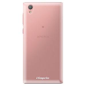 Plastové puzdro iSaprio - 4Pure - mléčný bez potisku - Sony Xperia L1