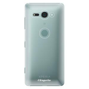 Plastové puzdro iSaprio - 4Pure - mléčný bez potisku - Sony Xperia XZ2 Compact