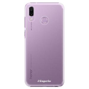 Plastové puzdro iSaprio - 4Pure - mléčný bez potisku - Huawei Honor Play
