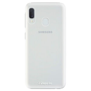 Plastové puzdro iSaprio - 4Pure - mléčný bez potisku - Samsung Galaxy A20e