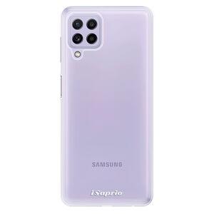 Odolné silikónové puzdro iSaprio - 4Pure - mléčný bez potisku - Samsung Galaxy A22