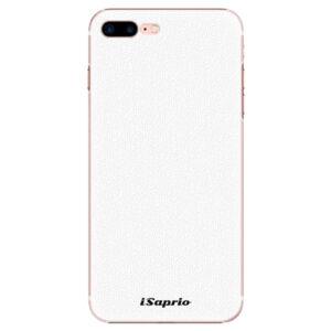 Plastové puzdro iSaprio - 4Pure - bílý - iPhone 7 Plus