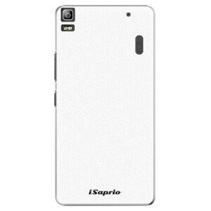 Plastové puzdro iSaprio - 4Pure - bílý - Lenovo A7000