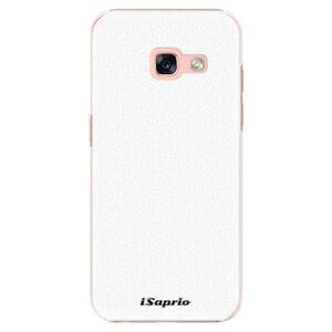 Plastové puzdro iSaprio - 4Pure - bílý - Samsung Galaxy A3 2017