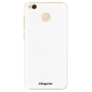 Plastové puzdro iSaprio - 4Pure - bílý - Xiaomi Redmi 4X