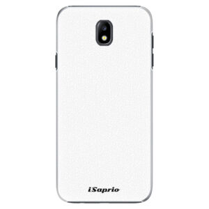 Plastové puzdro iSaprio - 4Pure - bílý - Samsung Galaxy J7 2017