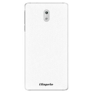 Plastové puzdro iSaprio - 4Pure - bílý - Nokia 3