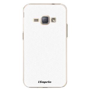 Plastové puzdro iSaprio - 4Pure - bílý - Samsung Galaxy J1 2016