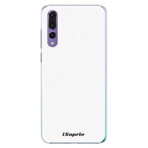Plastové puzdro iSaprio - 4Pure - bílý - Huawei P20 Pro