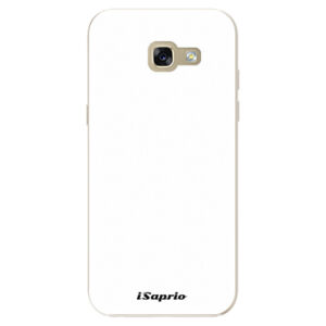 Odolné silikónové puzdro iSaprio - 4Pure - bílý - Samsung Galaxy A5 2017
