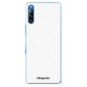Plastové puzdro iSaprio - 4Pure - bílý - Sony Xperia L4