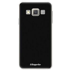Plastové puzdro iSaprio - 4Pure - černý - Samsung Galaxy A5